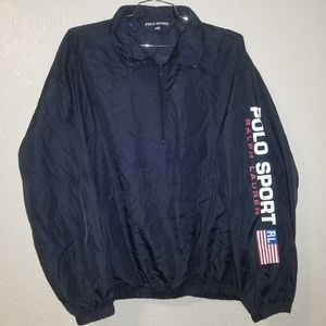 Large Polo By Ralph Lauren Jacket